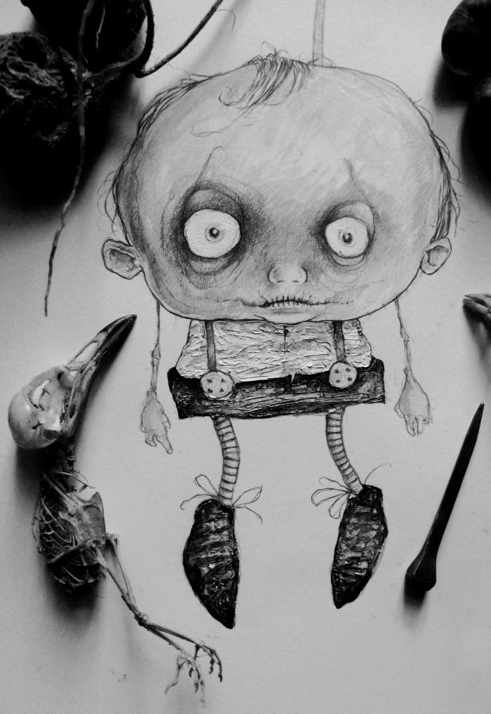p.1 Il piccolo impiccato (Stefano Bessoni)